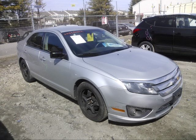 Inventory #235245186 2010 FORD FUSION