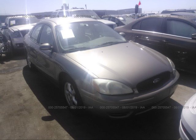 Inventory #827242414 2004 FORD TAURUS