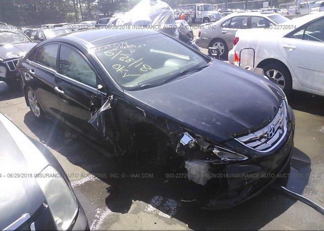 Inventory #602638782 2012 Hyundai SONATA