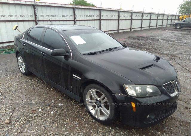 Inventory #227913048 2008 Pontiac G8
