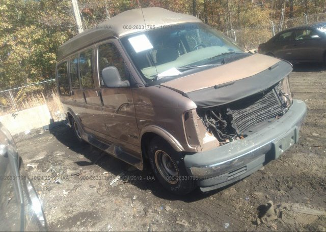 Inventory #258596414 2000 Chevrolet EXPRESS G1500