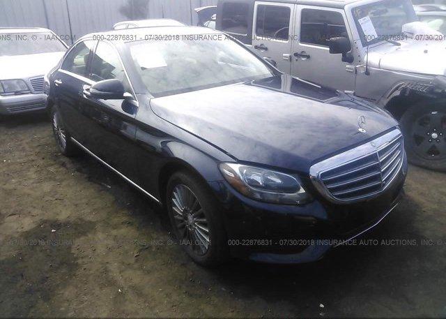 Inventory #730264670 2016 Mercedes-benz C