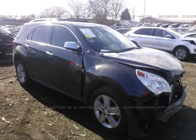 Inventory #379856160 2013 Chevrolet EQUINOX