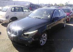 2005 BMW 530 - WBANA735X5B816726 Right View