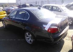2005 BMW 530 - WBANA735X5B816726 [Angle] View