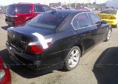 2005 BMW 530 - WBANA735X5B816726 rear view
