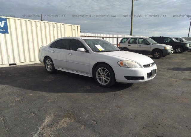 Inventory #833269371 2014 Chevrolet IMPALA LIMITED