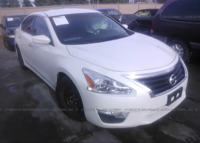 Inventory #687902925 2015 Nissan ALTIMA
