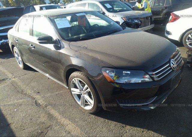 Inventory #725852093 2014 Volkswagen PASSAT