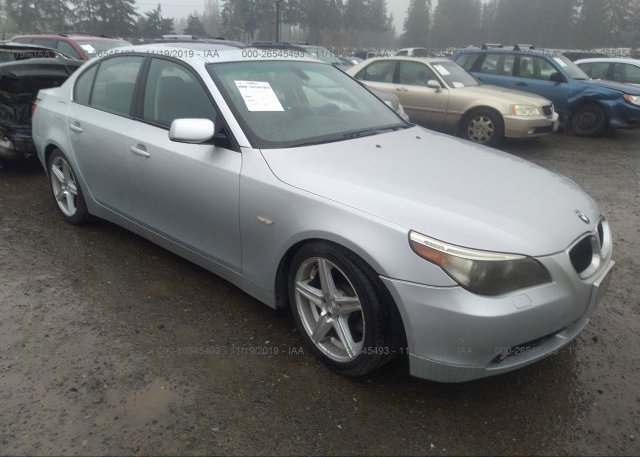 Inventory #292763770 2006 BMW 530