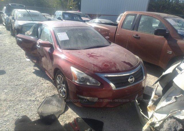Inventory #618132054 2014 Nissan ALTIMA