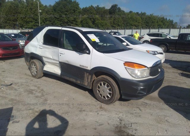 Inventory #337098967 2002 Buick RENDEZVOUS