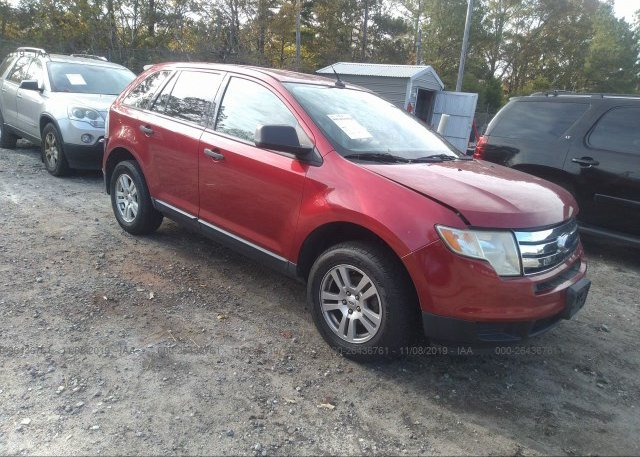 Inventory #675454572 2007 FORD EDGE