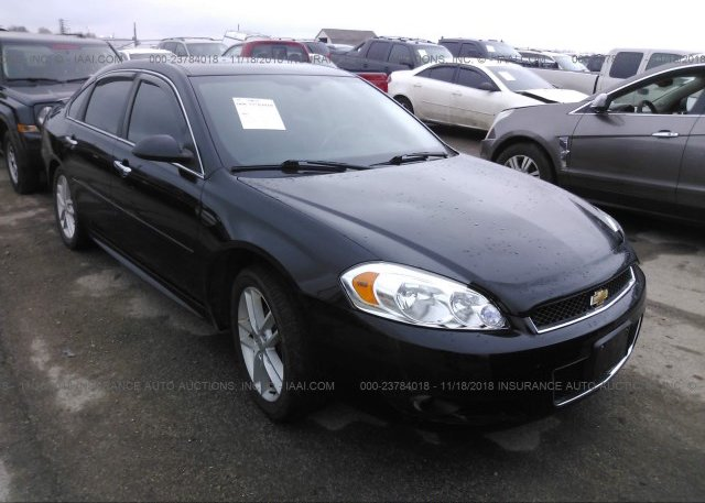 Inventory #151889422 2014 Chevrolet IMPALA LIMITED