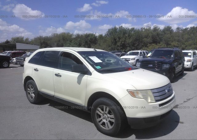 Inventory #319148691 2007 FORD EDGE