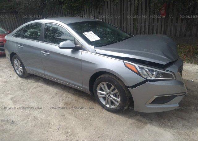 Inventory #433093418 2017 Hyundai SONATA
