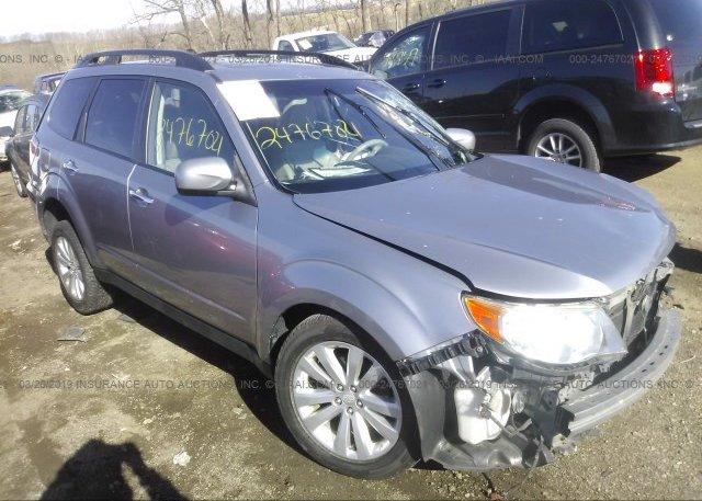Inventory #958660475 2011 Subaru FORESTER