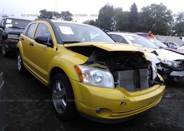 Inventory #303405870 2007 Dodge CALIBER
