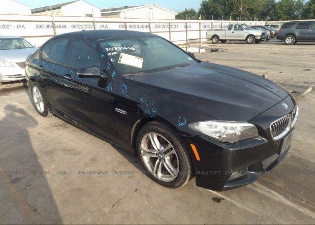 2015 BMW 5 SERIES, WBA5A5C57FD522081 - 1