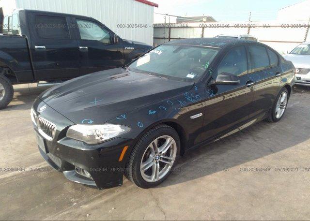 2015 BMW 5 SERIES, WBA5A5C57FD522081 - 2