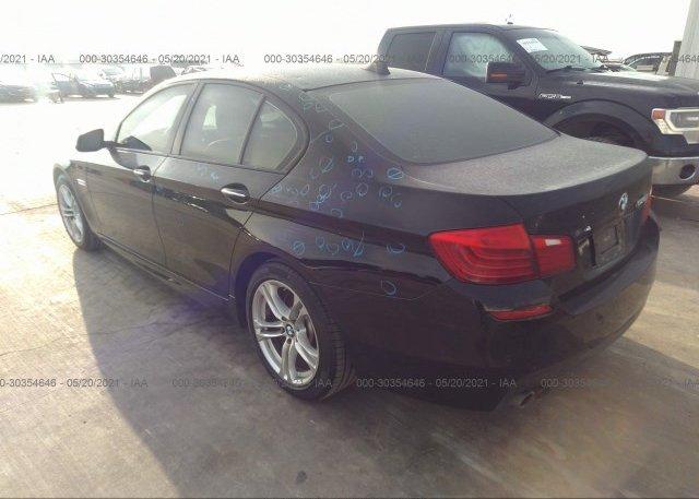 2015 BMW 5 SERIES, WBA5A5C57FD522081 - 3
