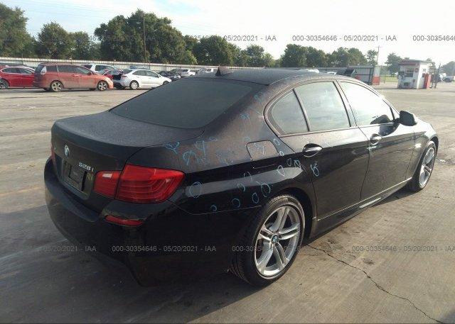 2015 BMW 5 SERIES, WBA5A5C57FD522081 - 4