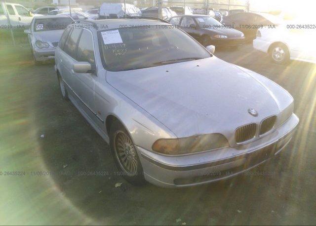 Inventory #883534516 1999 BMW 540