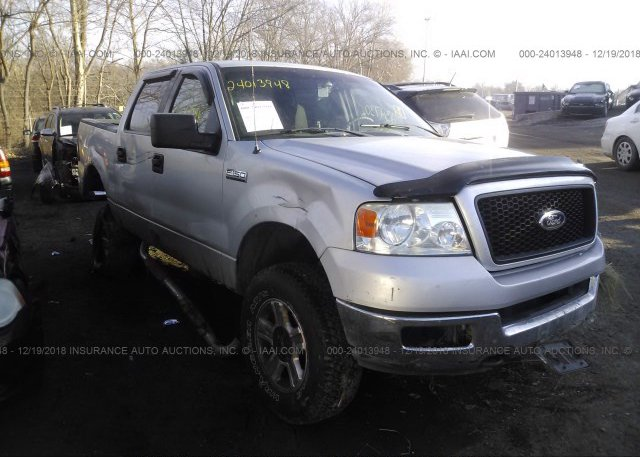 Inventory #807321571 2004 FORD F150