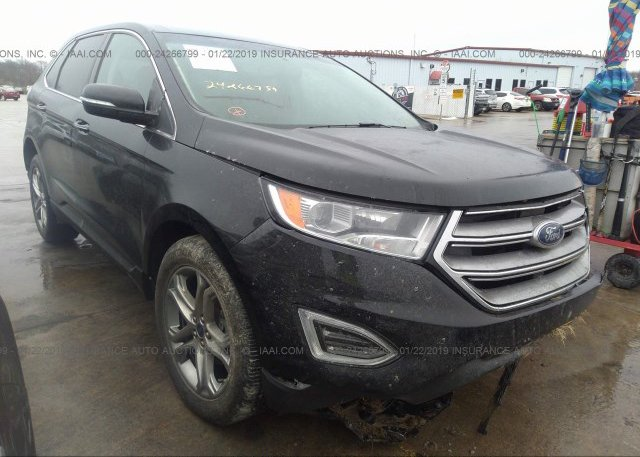 Inventory #470310781 2017 FORD EDGE