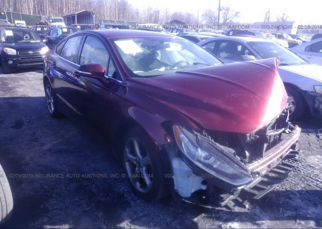 Inventory #392149773 2014 FORD FUSION