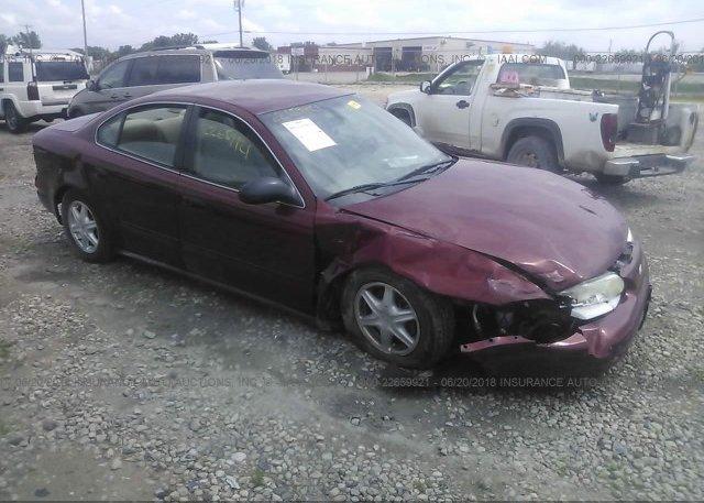 Inventory #786488728 2003 Oldsmobile ALERO