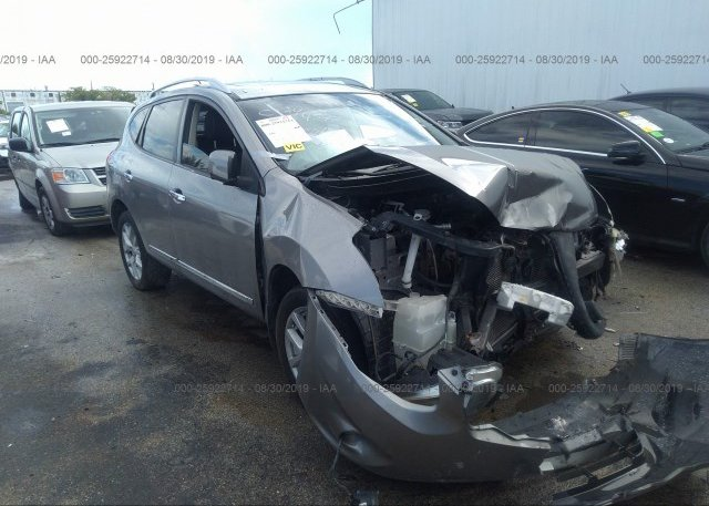 Inventory #352269722 2012 Nissan ROGUE