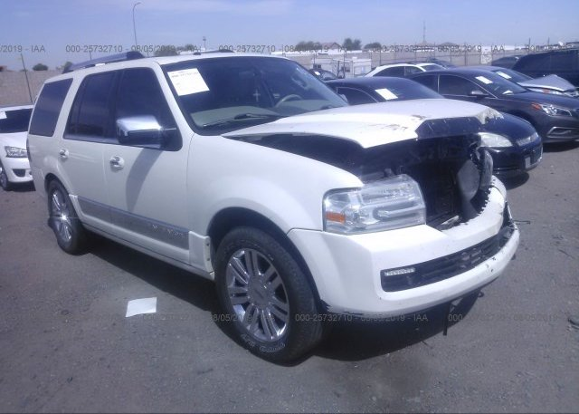 Inventory #789612409 2007 Lincoln NAVIGATOR