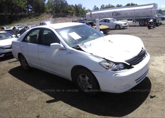 Inventory #629924060 2003 Toyota CAMRY