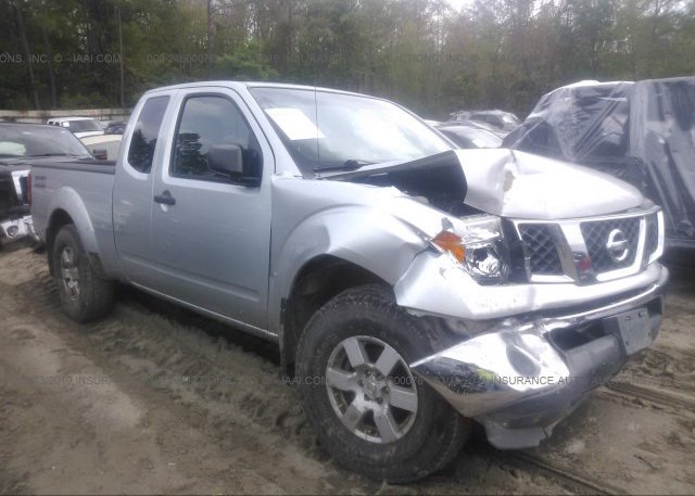 Inventory #760214553 2005 Nissan FRONTIER