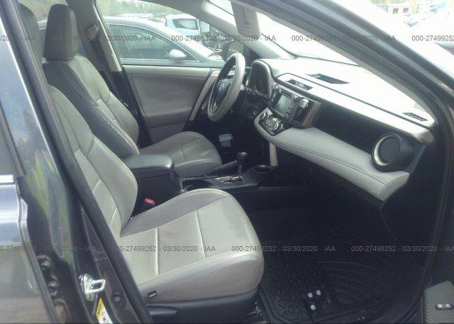 пригнать из сша 2013 Toyota RAV4 2T3WFREV0DW021112