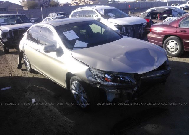 Inventory #814144423 2013 Honda ACCORD