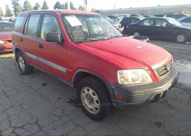 Inventory #115503610 2001 Honda CR-V