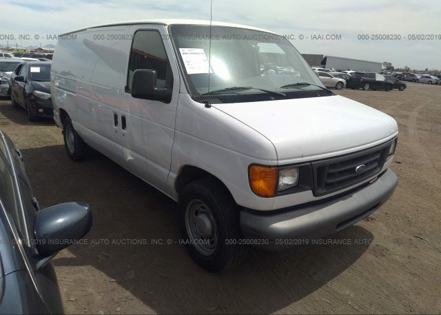 Inventory #102913870 2006 FORD ECONOLINE