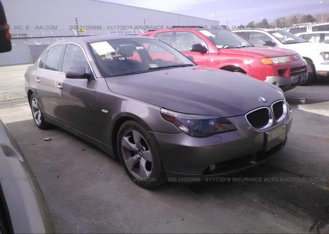 Inventory #377739184 2006 BMW 530