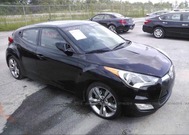 Inventory #671332144 2012 Hyundai VELOSTER