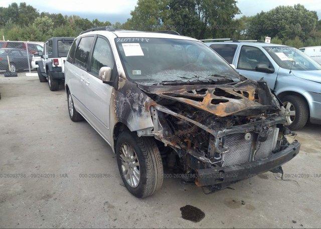 Inventory #195990763 2008 Toyota SIENNA