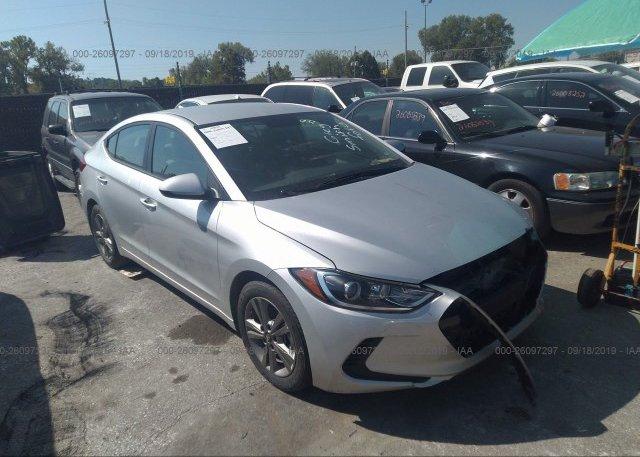 Inventory #647657375 2018 Hyundai ELANTRA