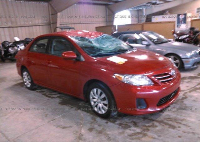 Inventory #945549720 2013 Toyota COROLLA