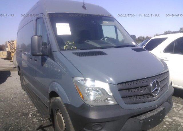 Inventory #346356083 2018 Mercedes-Benz SPRINTER