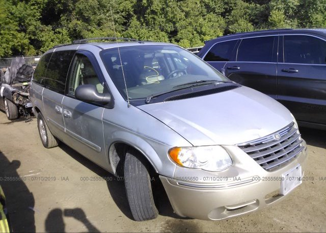Inventory #131160957 2007 Chrysler TOWN & COUNTRY