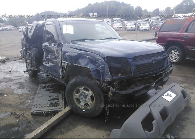 Inventory #765132486 2002 Chevrolet AVALANCHE