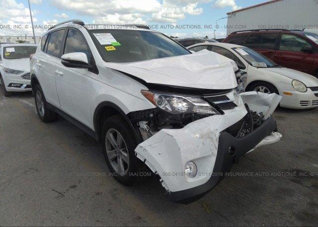 Inventory #120065011 2015 Toyota RAV4