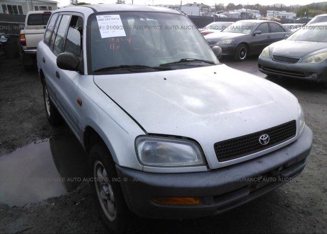 Inventory #124885152 1997 Toyota RAV4