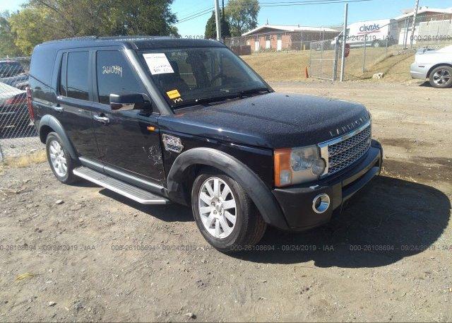 Inventory #489107270 2006 Land Rover LR3